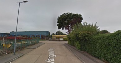 Shoebury storage yard faces enforcement over illegal development