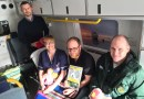 Dementia friendly ambulances hit the road in Southend