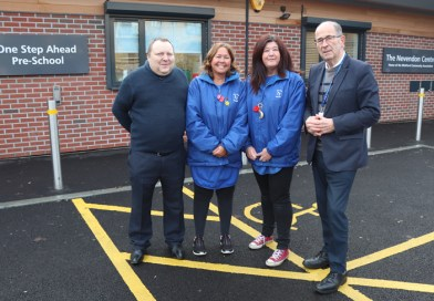 Wickford's Nevendon Centre opens for community