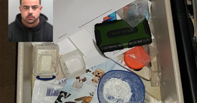 Jailed Basildon drug dealer's designer gear confiscated