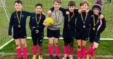 It's been a terrific sporting start to 2020 for Alleyn Court