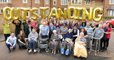 Billericay care home awarded 'Outstanding' CQC rating