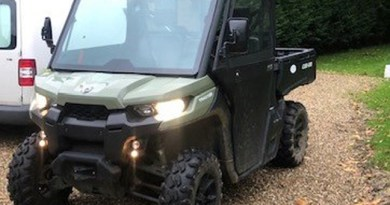 Traxter stolen from Ingatestone