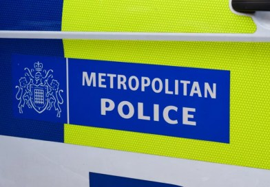 Fatal collision in Leyton