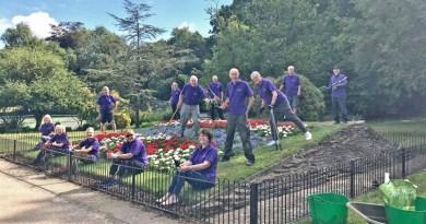 Lockdown silver lining: 206 hours volunteered in June to help Lake Meadows Park in Basildon