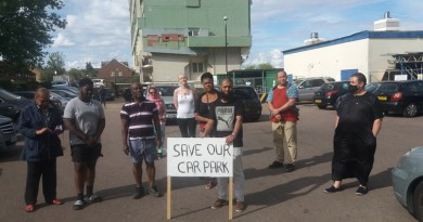 Leytonstone tower block residents in uproar over loss of parking spaces for up to three years during refurbishment