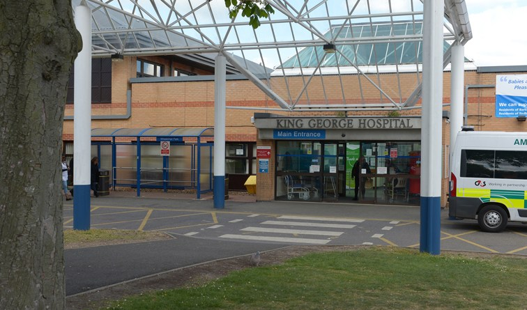 Ilford NHS trust apologises as Covid-19 outbreak spreads at King George Hospital