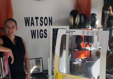 Wickford wig shop owner's annual charity chop goes ahead as Carla calls for hair donations