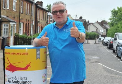 Air ambulance appeal almost doubles target