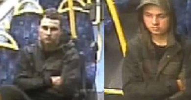 VIDEO: Images issued of bus passenger after discovery of woman's body in Romford