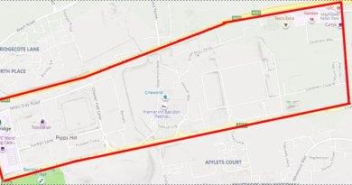 Dispersal order in Basildon as car meet moves again