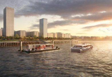New boat service from Barking Riverside
