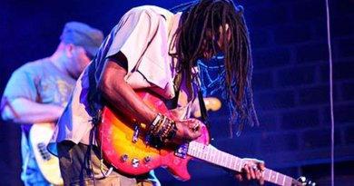 Marley music comes to Cliffs