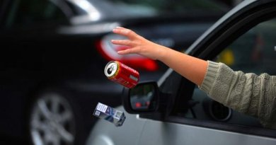 High tech cameras to catch litterbug drivers in Brentwood for trial period
