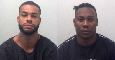 Pair jailed for aggravated burglaries in Westcliff