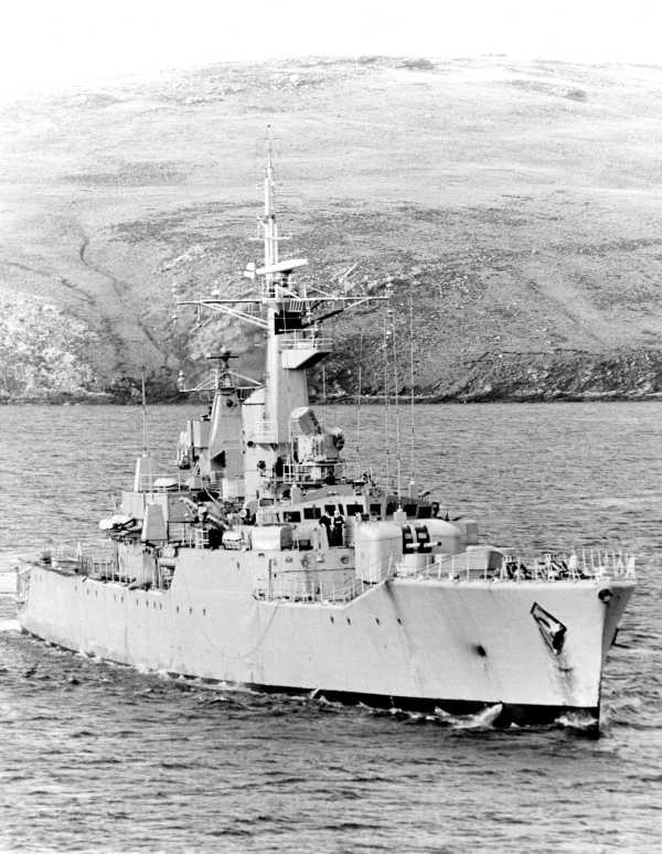 The Ships of the Falklands - Malvinas War, Argentina and ...