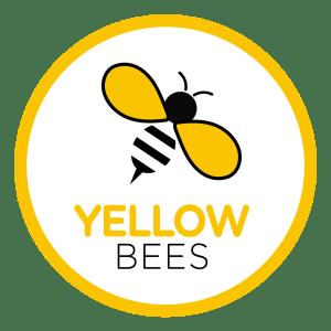 Yellow Bees logo