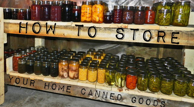 Yellow Birch Hobby Farm How to Store your Home Canned Goods title