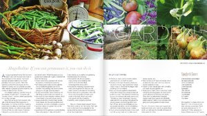 Fall Preparation for Hugelkultur Gardening (Lake Time Magazine Article) + Start-to-Finish Hugelkultur Garden Photos 2015