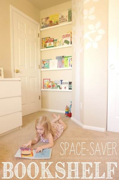 DIY-space-saver-bookshelf