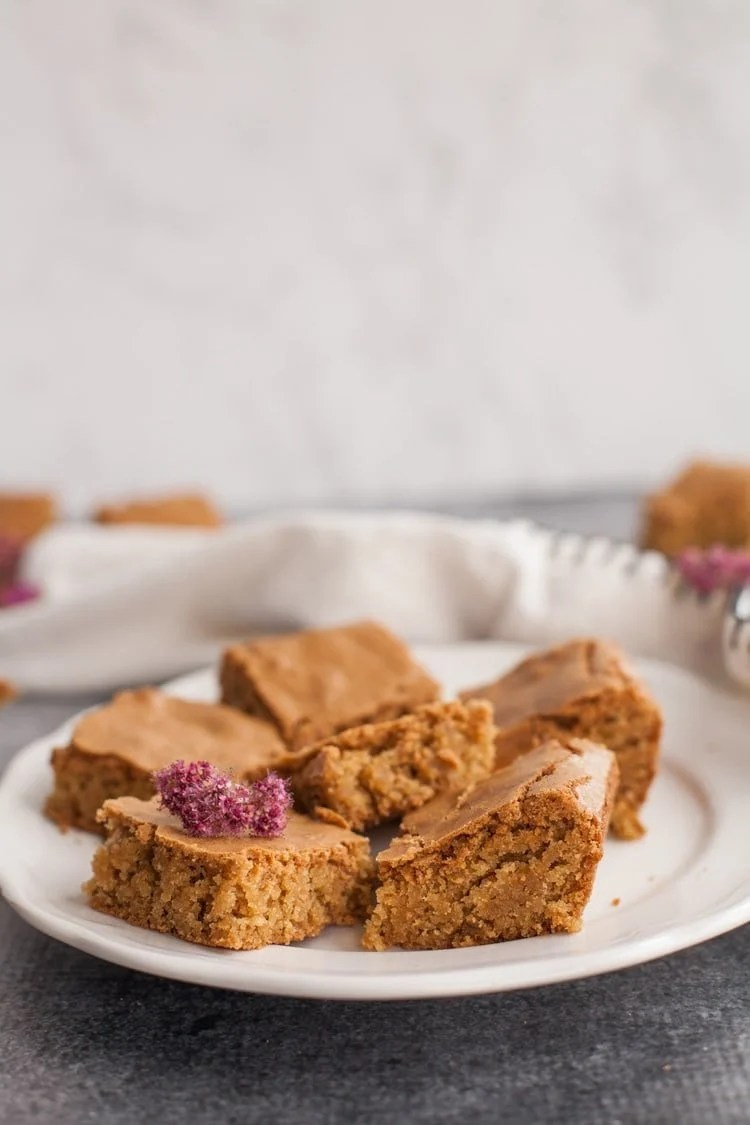 Best Blondie Recipe Ever. Classic Blondies you can make right now with ingredients from your pantry and cupboards!