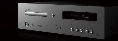 Luxman D-03X CD Player με αποκωδικοποίηση DAC και MQA. Μια νέα αξιόλογη συσκευή!