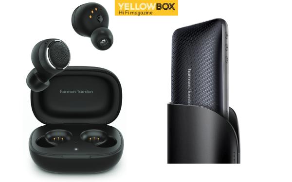 Harman/Kardon Fly TWS/Esquire Mini 2 ! Ασύρματα Ακουστικά/Ηχείο Bluetooth.