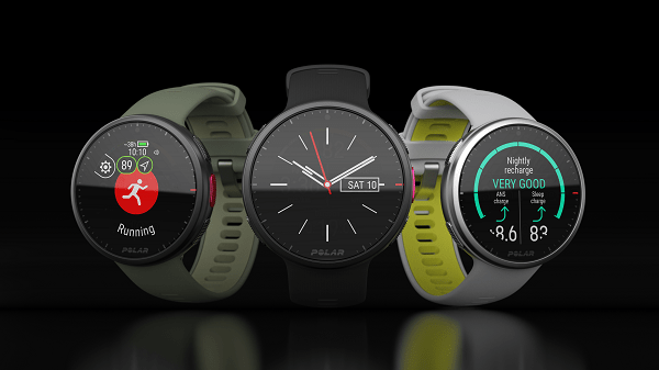 Polar Vantage V2 ! Το νέο κομψό και αθλητικό Smartwatch.