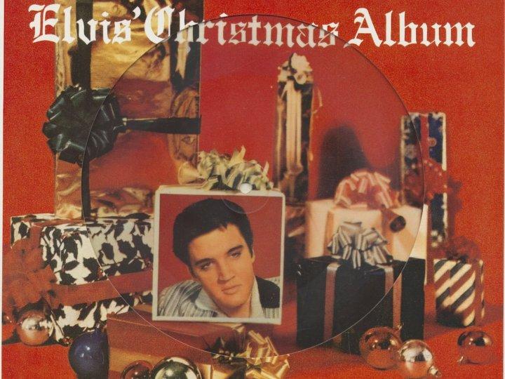 """Διαγωνισμός YELLOWBOX: Δηλώστε συμμετοχή και μπείτε στην κλήρωση για το βινύλιο """"Elvis' Christmas Album"""" (LP, Speakers Corner)"""