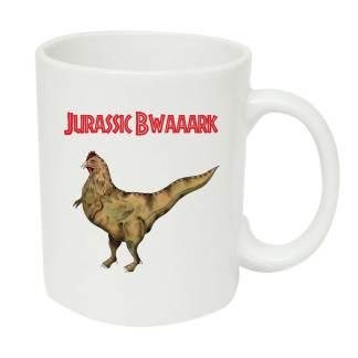 Jurassic Chicken Mug