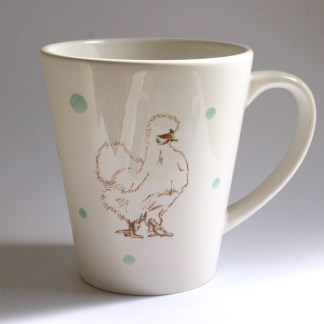 Silkie Cup Mug