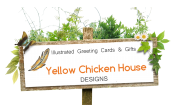Yellow Chicken House