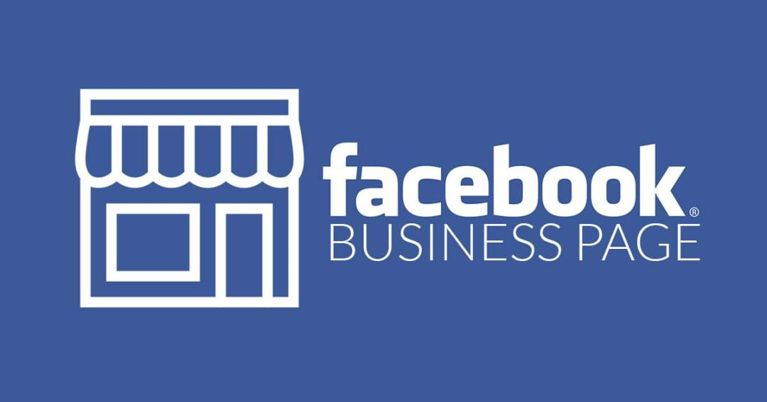 Make sure your company has a business page on Facebook