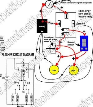 Flasher Unit Wiring