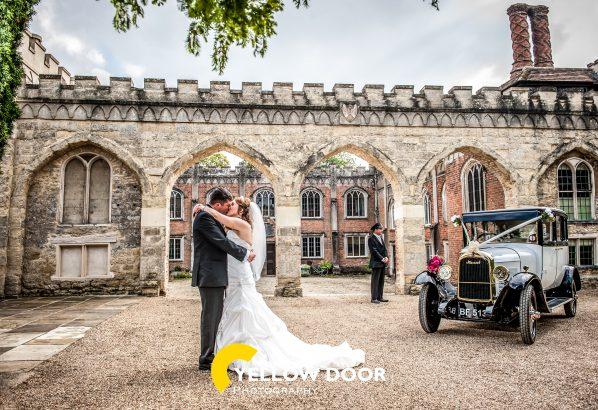 Nether Winchendon House Wedding