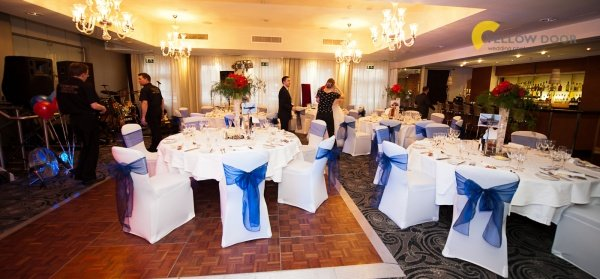 Pinewood Hotel wedding