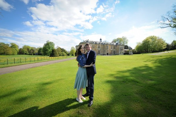 Wedding Hartwell House