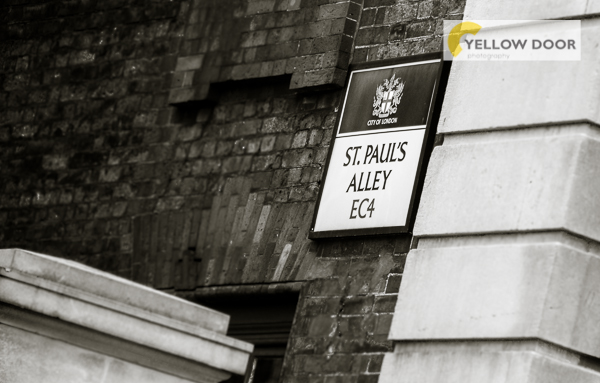 St Pauls Cathedral wedding photographer