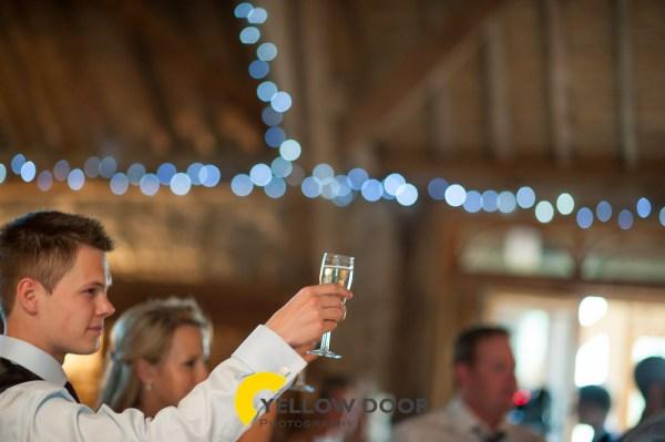 Weddings at Notley tythe barn