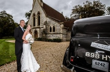 Royal Chapel Windsor wedding