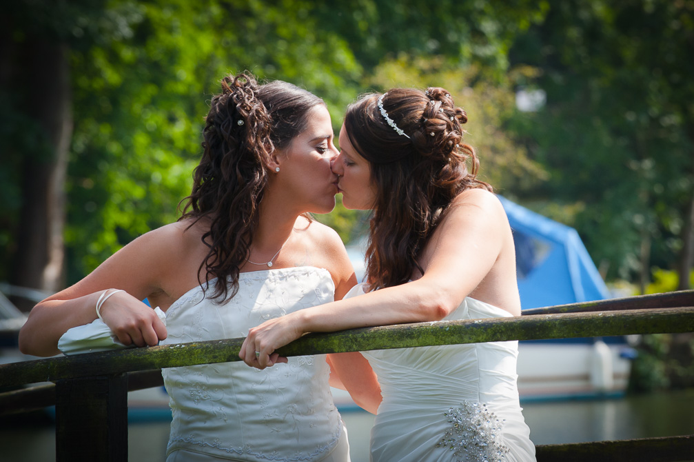 Civil Partnership wedding