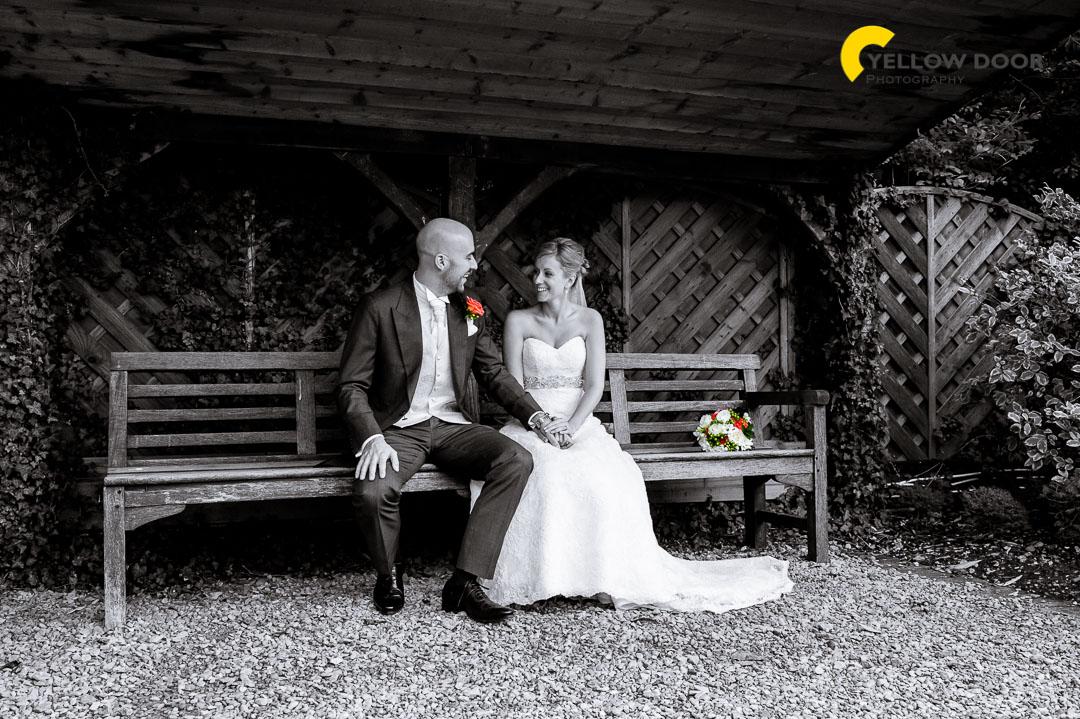 Tythe Barn Launton wedding photographer