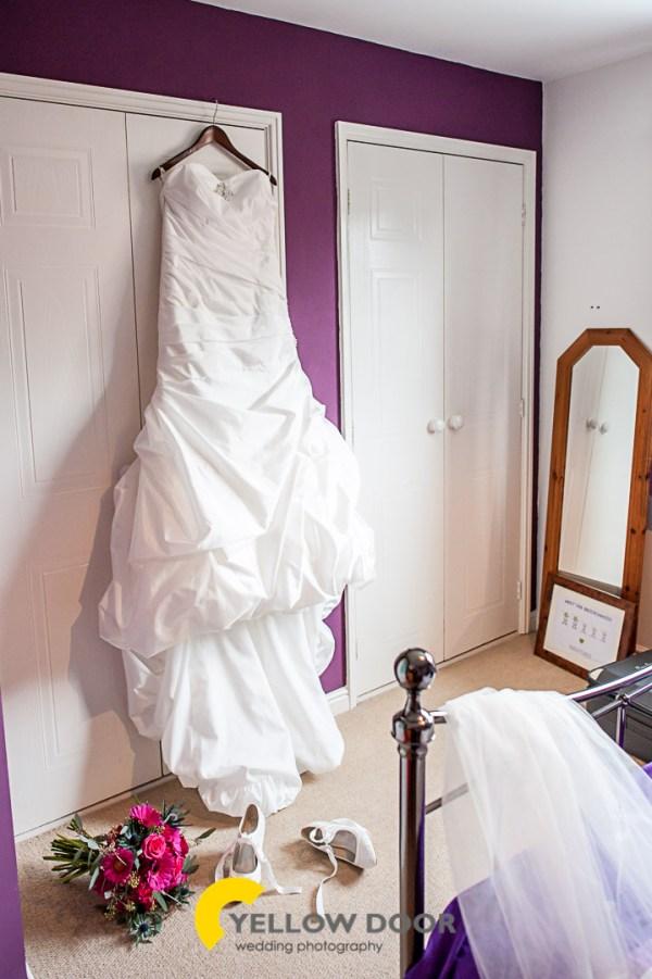 Nether Winchendon House wedding photos