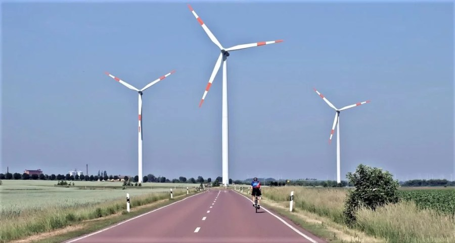on the road 1345476 1280 1024x548 - How Much Difference Does A Headwind Make When Cycling?