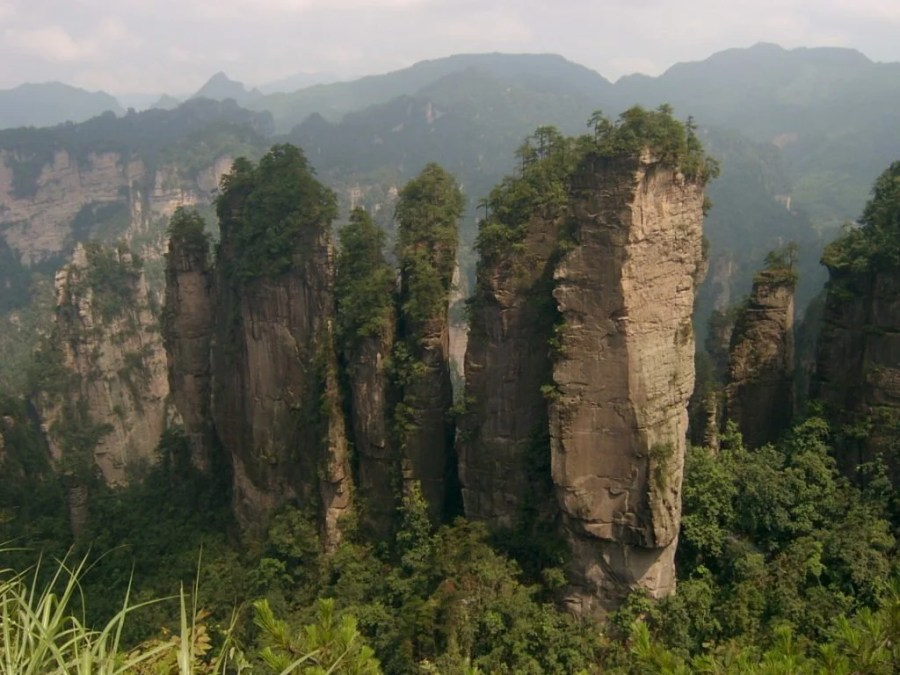 wuzhi mountain 1024x768 - Our guide to cycling in China