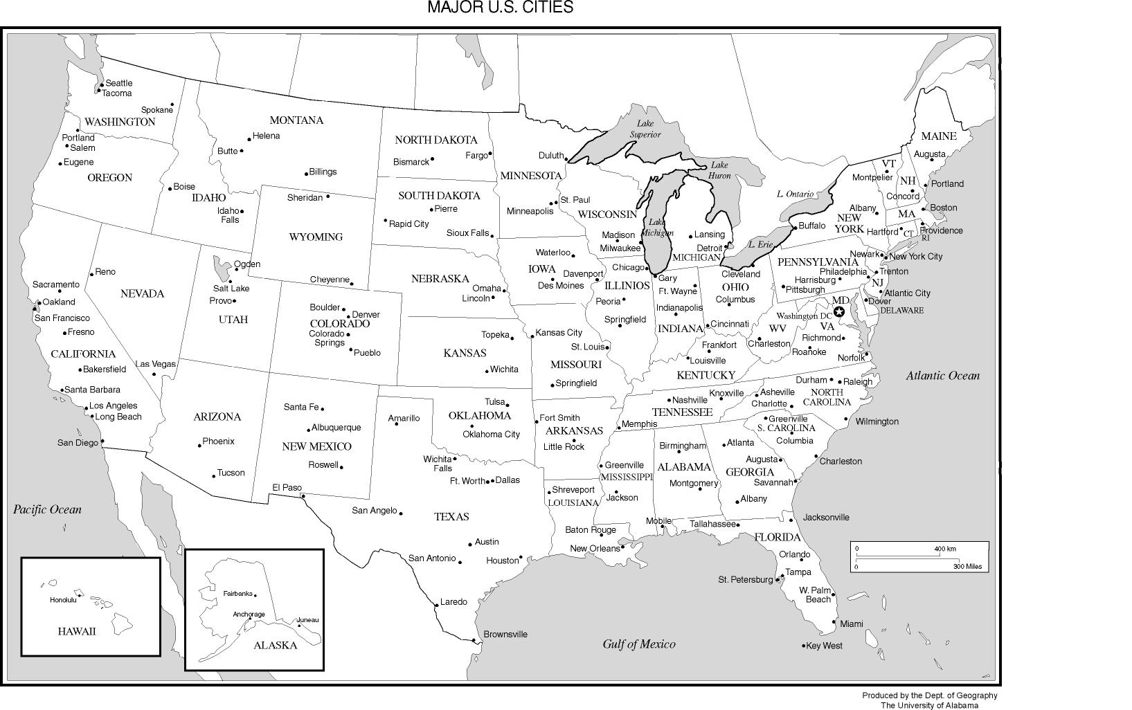 Buzzfeed staff steve lovelace, the creator of the map, said in a blog post his selection of brands that represented each state was subjective, but he tried to find companies. United States Labeled Map