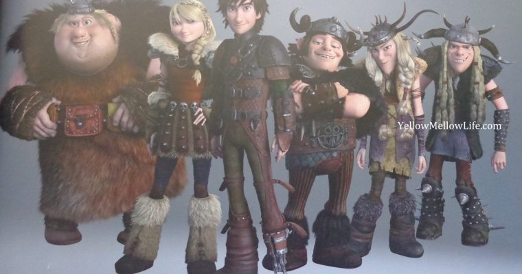 Obsessed by How to Train Your Dragon 2