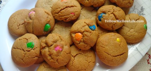 Cadbury Gems whole wheat cookies