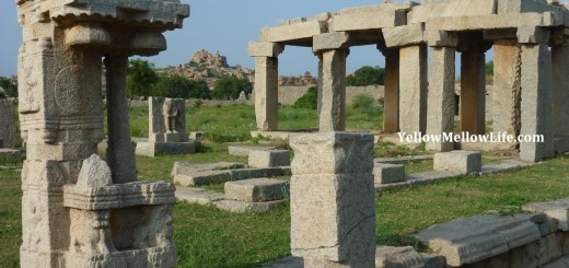 Hampi travelogue