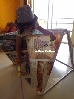 newspaper pirate ship activity for kids